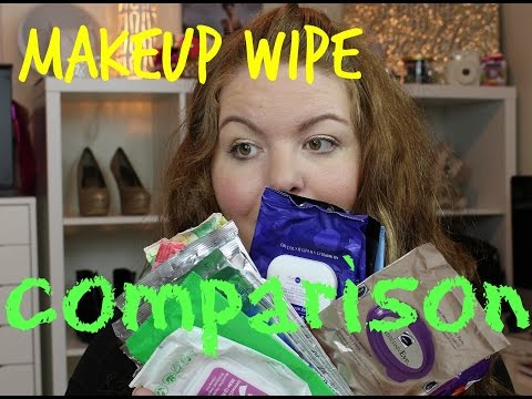 Makeup Wipe Review Comparisons | Large Variety