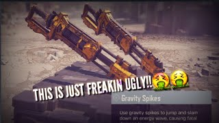 GRAVITY SPIKES ARE UGLY🤮! NEW OPERATOR SKILL (COD MOBILE)