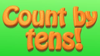 count by tens song thumbnail