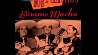Besame Mucho トリオ・ロス・パンチョス。1940年にまだ16歳の女の子が詞...