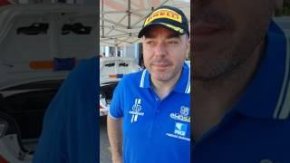 intervista a luca rossetti rally di alba 2017