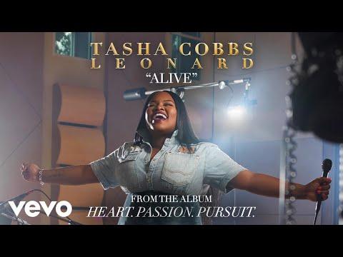 Tasha Cobbs Leonard - Alive (Audio)