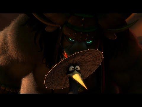 Kung Fu Panda 3 - Crane And Mantis Vs Kai