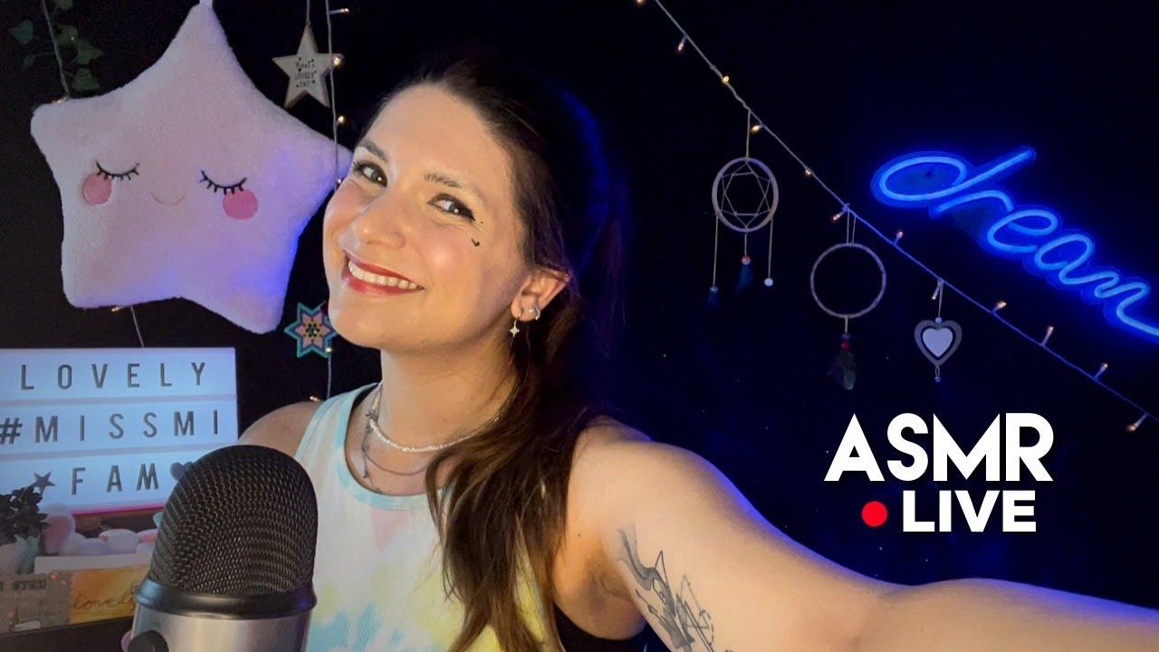 ASMR LIVE ♡ let's relaXxx ♡ (German/Deutsch)