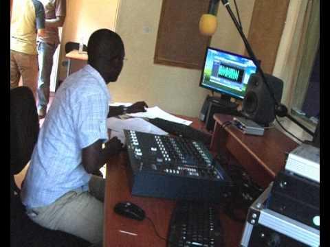REPORTAGE sur la synergie des media au burundi : B  REVERIEN