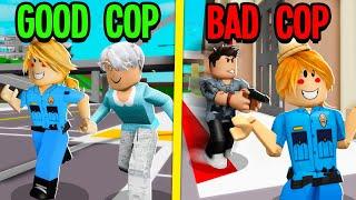 Roblox Good Cop Vs Bad Cop!