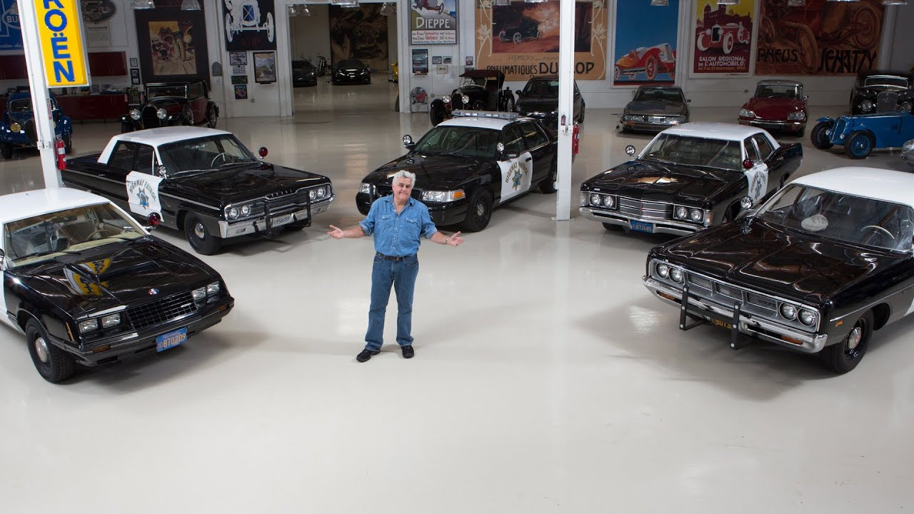 Classic California Highway Patrol Cars Jay Leno S Garage