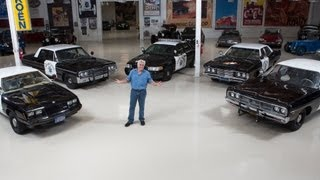 Classic California Highway Patrol Cars - Jay Leno