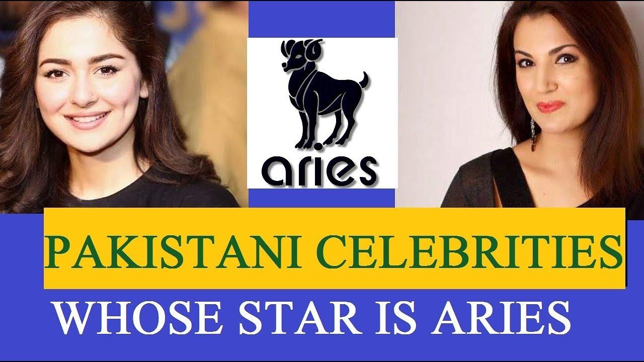 Famous Aries Horoscope Stars in Pakistan - Burj Hamal Horoscope in Urdu  Today 2019