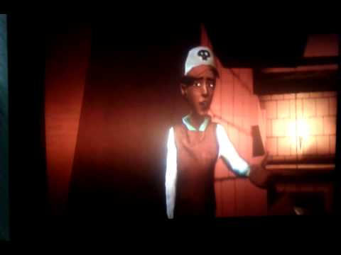 Goosebumps Horror land: video game ending Wii.
