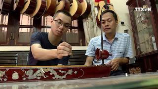 独弦琴——越南独特传统乐器