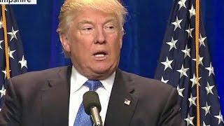 Trump again calls for ban on Muslim immigrants