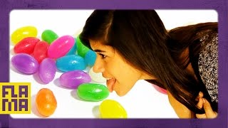 Harry Potter Jelly Bean Challenge | #mondaymadness