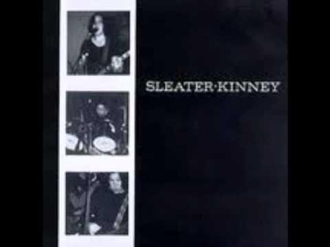 Sleater-kinney - Kinney - The Day I Went Away