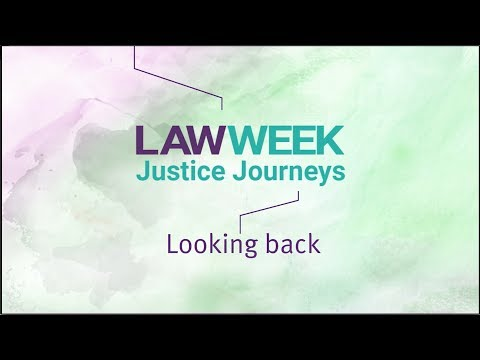 2018 Law Week Justice Journeys program - apply now