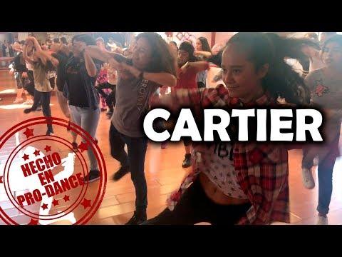 Dopebwoy - Cartier Ft. Chivv & 3robi - Coreografía - PRO-Dance