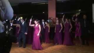 Nigerian Indian Wedding Dance - Gweta