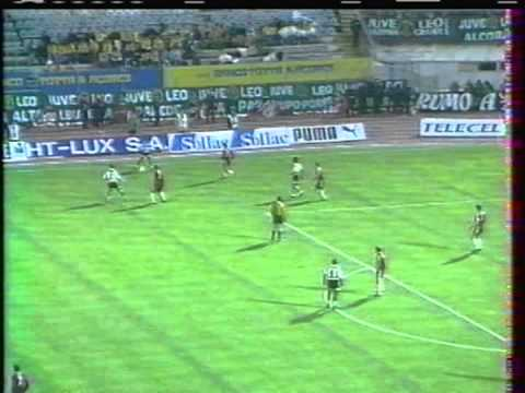 Sporting - 2 Metz - 1 de 1996/1997 UEFA