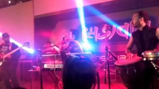 baula ke banailo re hason raja re   habib wahid   live performance   recording by mobile