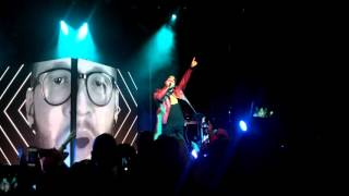 Uncomfortable Tour Andy Mineo: Know that's Right