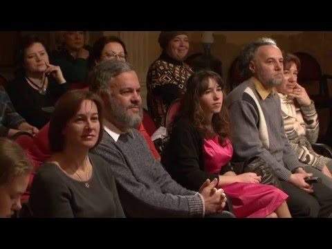 Вечер памяти Наума Ефимовича Сартана Часть 01