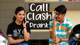 Epic - Call Clash Prank | Pranks In India | Prank In Indore | Youngistaann Vines | Gone Wrong