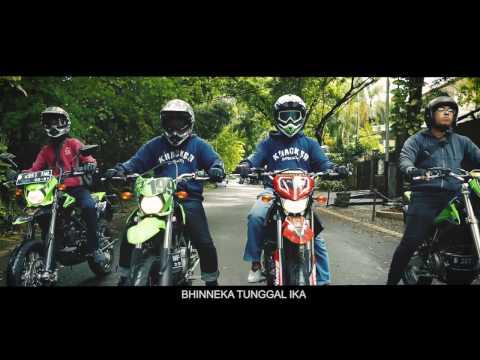 Giring NIDJI & Bikers Indonesia - INDONESIA JAYA
