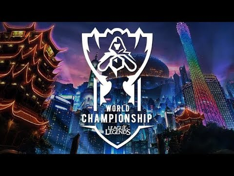 2017 World Championship: Group Stage Day 4 - LOL Esports LIVE