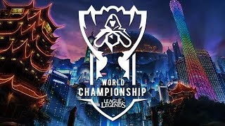 2017 World Championship: Group Stage Day 5
