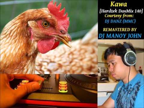 DJ Manoy John - Kawa [Hardtek DanMix 140] DJ Danz ( Mindanao Mix Club )