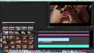 Собираем свадебный клип в Adobe Premiere Pro CC 2014