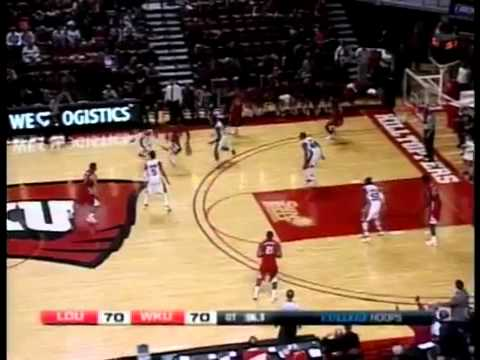Louisiana-Lafayette Uses Six Players To Win Game - 1/5/12