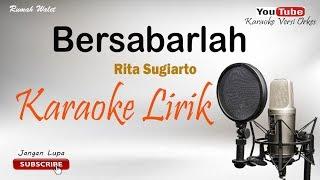 Bersabarlah - Koplo - Cover Karaoke Versi Orkes