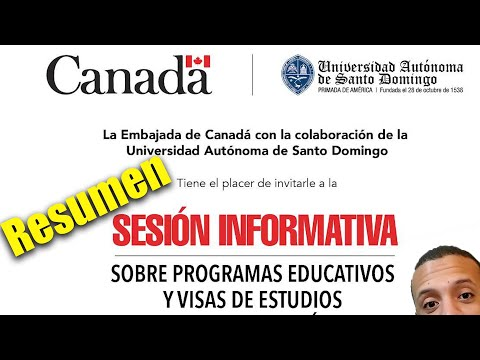Programas Educativos Y Visa De Estudio Canadá