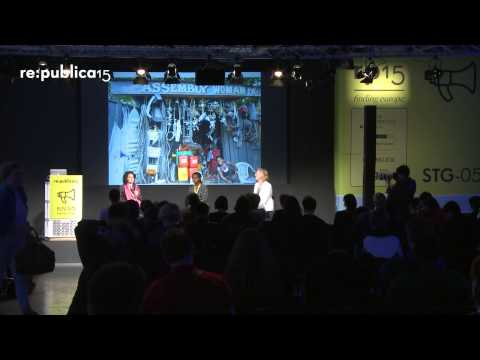 re:publica 2015 – Gesche Joost et al: The Maker Movement: Innovating Traditional Crafts or…? on YouTube