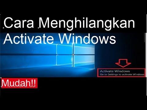 Cara Menghilangkan Build 9600 Pada Windows 8