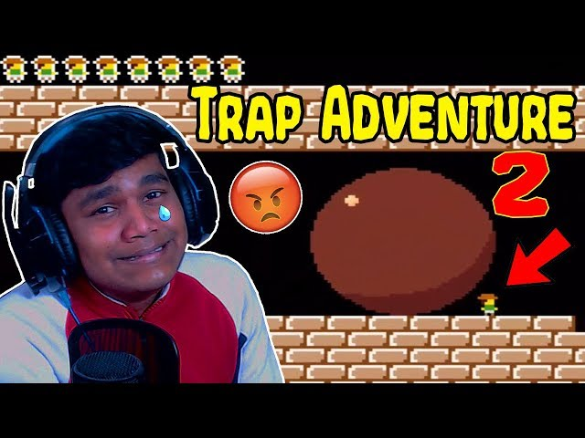 This Game is Not for HUMANS ????   Trap Adventure 2  