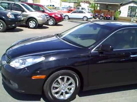 2138   2002 Lexus ES300 Black 108k