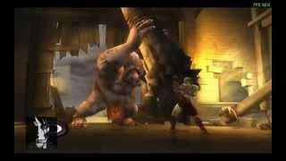 God of War Chain of Olympus on Windows 7 (Battle of Attica) Gameplay 1