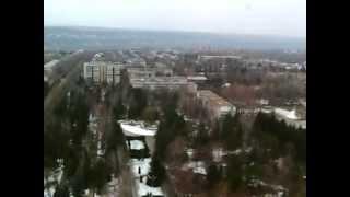 Рыбница и Ержово с высоты полета(Видео кадры с высоты., 2014-02-08T12:11:06.000Z)