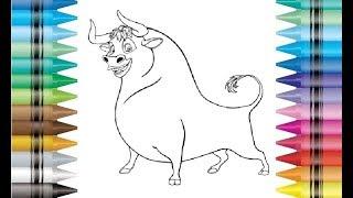 Ferdinand the Friendy Bull