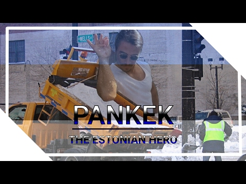 PANKEK - The Estonian National Treasure