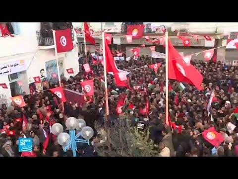 إضراب عام يشل القطاع الحكومي في تونس  - 11:55-2019 / 1 / 18