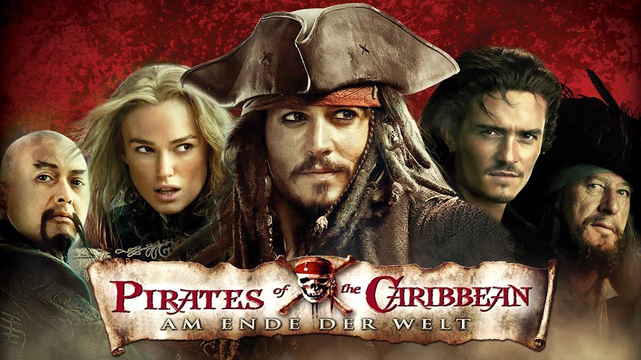 Fluch Der Karibik Filme Rollen