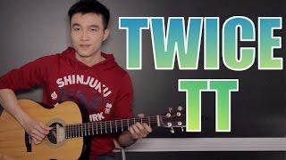 TWICE (트와이스) - TT - Guitar Cover