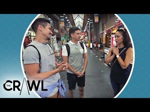 The Crawl Osaka | Episode 1