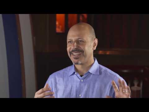 Interview with Maz Jobrani - The Persian Observer's Iman Sadri (Part 1 of 2)