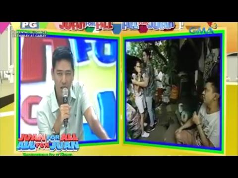 MAINE NASAKTAN, ALDEN NAGALIT SA WINNER - Eat Bulaga THROWBACK | Juan for All - Sugod Bahay