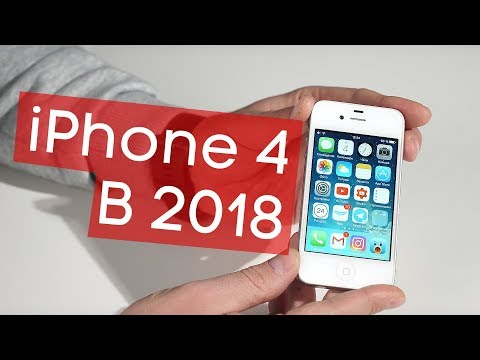 Видео обзор айфон 4