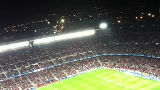 TORRES GOAL against Barcelona (2-2). One of the best moments of my life.